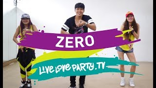 Zero | zumba® | live love party | dance fitness