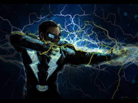 Black Lightning ⚡ A Electric Fight ⚡ Tinie Tempah ft. Eric Turner - Written In The Stars