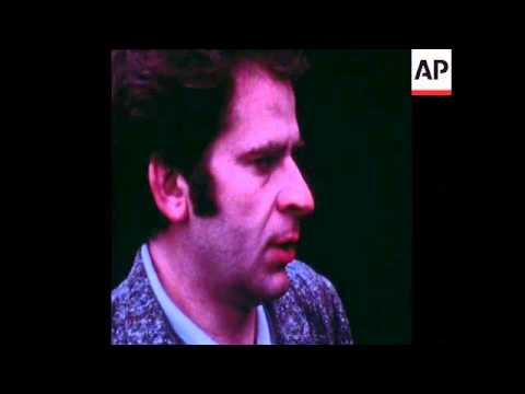 SYND 3/9/72 INTERVIEW WITH SOVIET CHESS PLAYER, BORIS SPASSKY