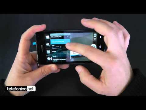 Huawei Ascend G615 videoreview da Telefonino.net