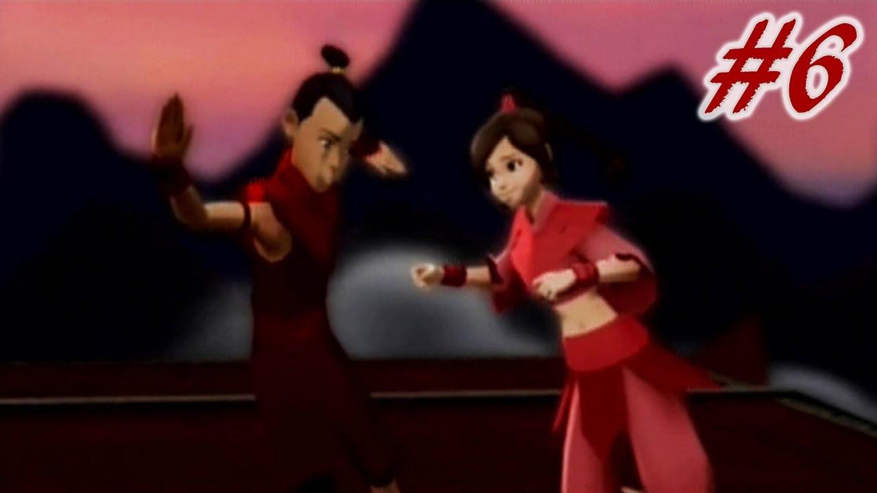 Avatar Azula Mai Ty Lee avatar: into the inferno part 6: ty lee and azula boss battle!