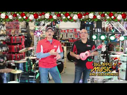 NH BIG APPLE MUSIC CHRISTMAS COMMERCIAL 2017   2