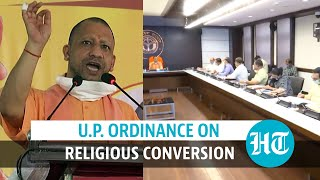 Jail for unlawful religious conversion: UP ordinance after Yogi's love jihad vow