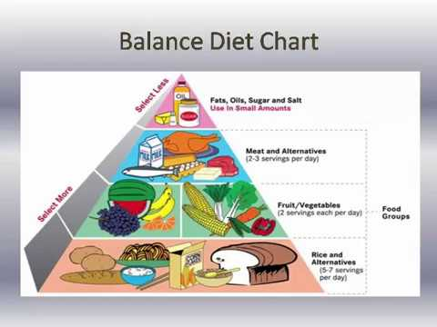Ideal Balanced Diet: What Should You Really Eat?