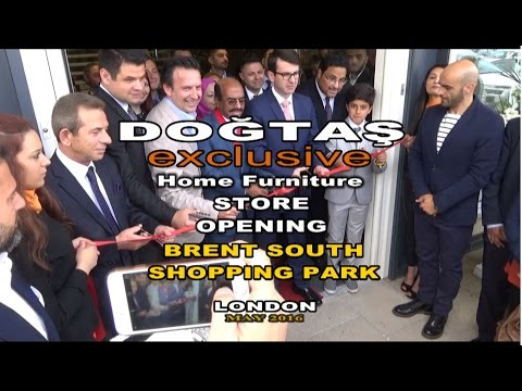 DOGTAS EXCLUSIVE HOME FURNITURE STORE OPENING BRENT SOUTH PARK MAY2016 HD