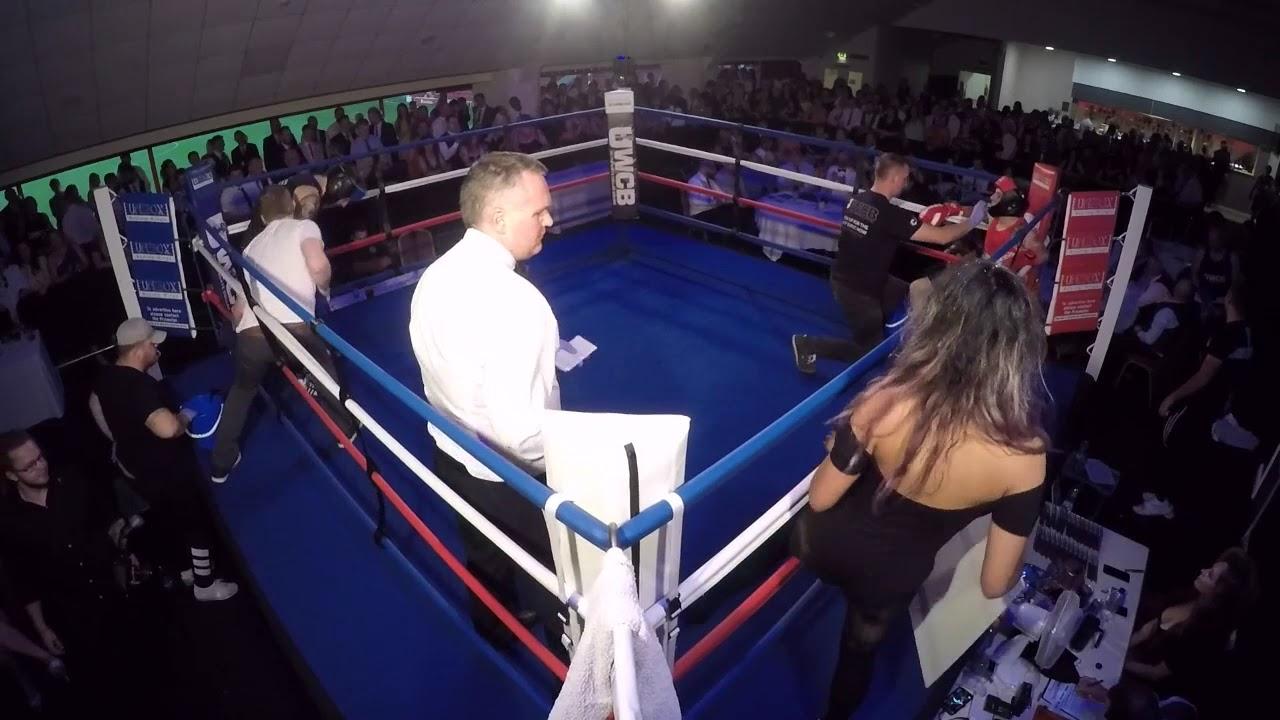 Ultra White Collar Boxing Walsall Jake Steed Vs Sam Warner