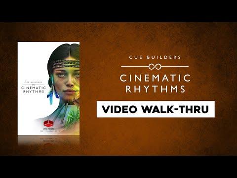 """WALK-THRU for """"Cue Builders Cinematic Rhythms"""""""