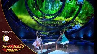 DID L'il Masters Season 3 - Episode 9 - March 29, 2014 - Rajvi & Advaika - Performance