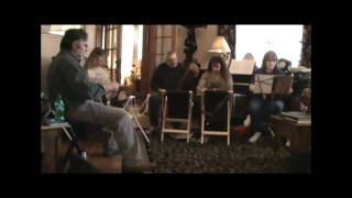 Aaron Boat Song and Auld Lang Sine