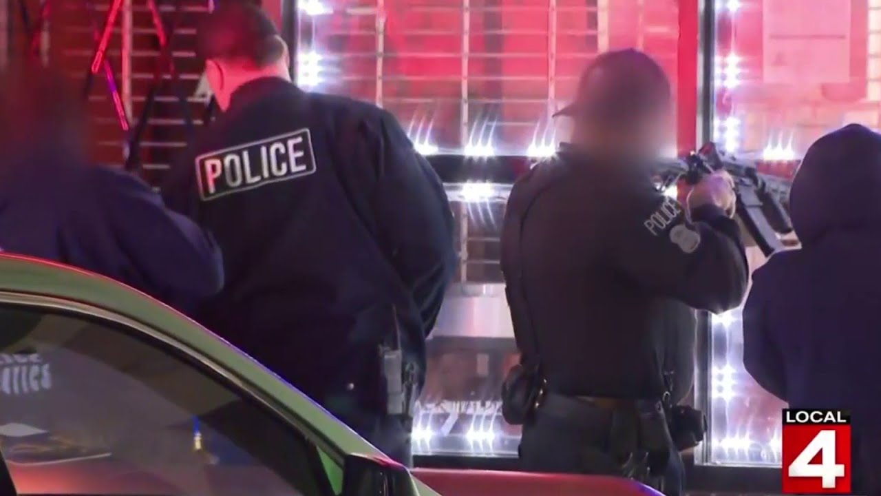 Detroit police make $17 million drug bust