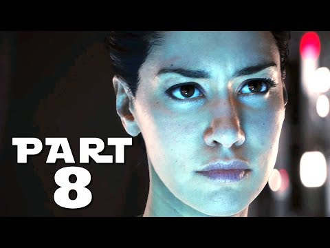 STAR WARS BATTLEFRONT 2 Walkthrough Gameplay Part 8 - Del - Campaign Mission 8 (BF2 Battlefront II)