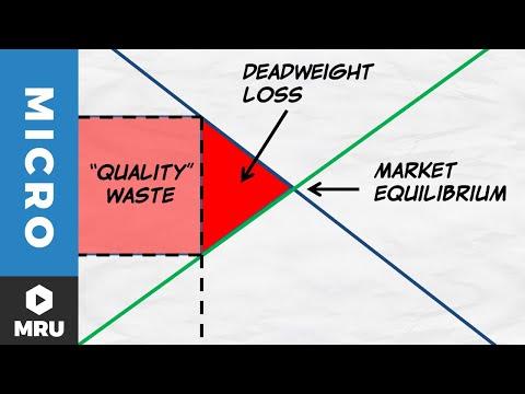 Price Floors Airline Fares Microeconomics Videos