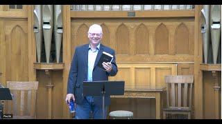 Oct 18, 2020 Calvary United Church (message portion)