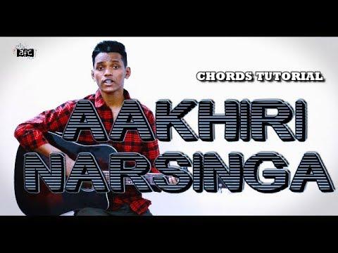 Aakhiri Narsinga | Guitar Chords Tutorial by AFC Music | Popular Hindi Christian Worship Song 2018 thumbnail