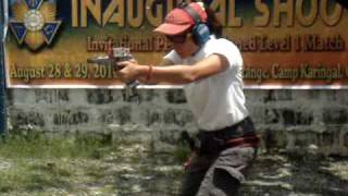 Mary Grace Tan Lady Open Shooter 1