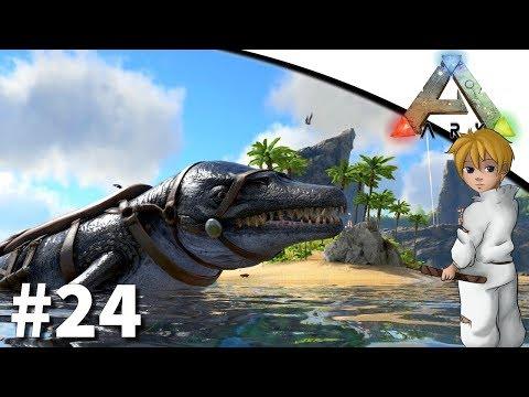 ARK : The Island - #24 Basilo Inextremis !