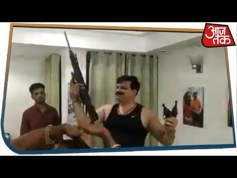 BJP Suspends Uttarakhand MLA Pranav Singh From The Party After His Gun-Flaunting Video Goes Viral