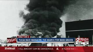 JustUs: Search for mass graves involved in Tulsa Race Massacre helps black community move forward