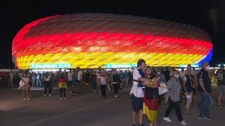 El Alemania-Hungría de la Eurocopa desata