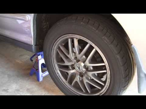 How to Lift a Car onto Jack Stands - Explained