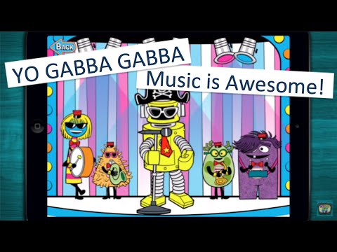✿-new-yo-gabba-gabba!-music-is-awesome!---nick-jr.-music-app-game-for-toddler---ios/android