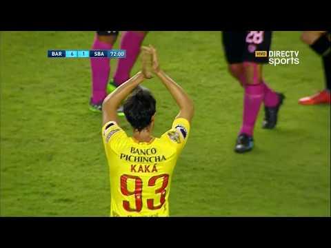 Resumen - Barcelona vs Sport Boys - Noche Amarilla 2018