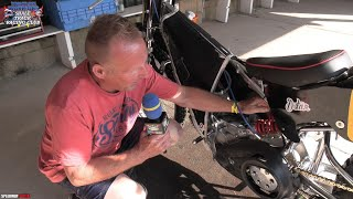 The Main Differences Between Grasstrack & Speedway Bikes With Tony Atkin : 22/07/2021