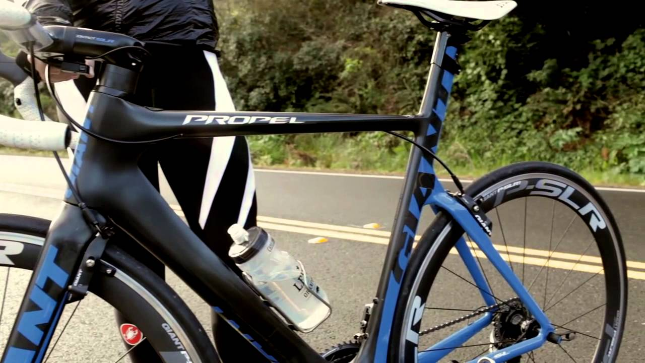 a7e93da69c9 Review: Giant Propel Advanced SL 0 - YouTube