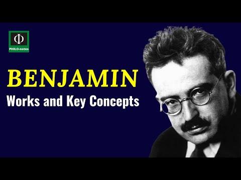 Walter Benjamin - Works and Key Concepts