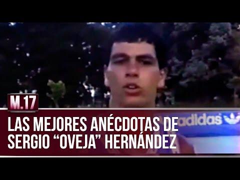 """Sergio Santos """"Oveja"""" Hernández en Maratón 2017 (1 de 2)"""