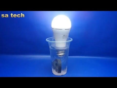 Free energy light