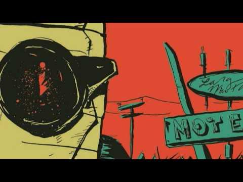 Jeff Lemire The Nobody Graphic Novel Trailer
