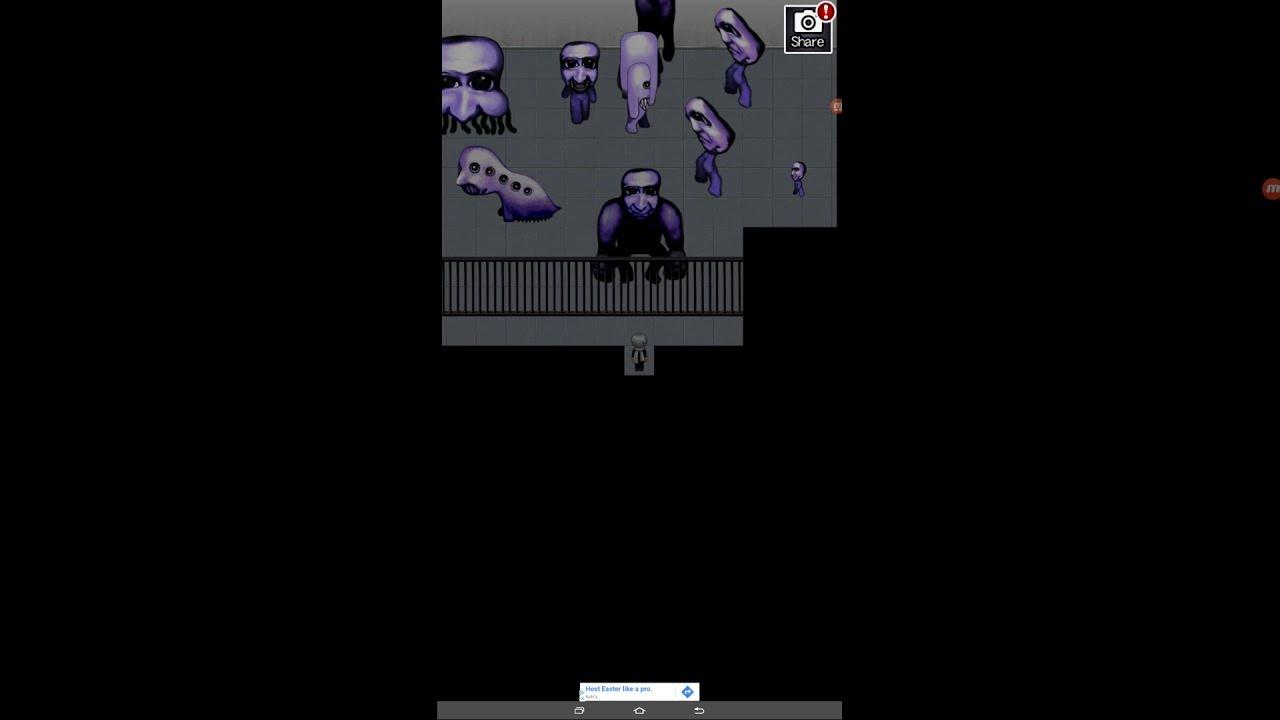 Ao-Oni (8-bit Ghost) | DeviantArt