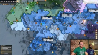 Endless Legend - Vaulters Gameplay - Endless Day Special!