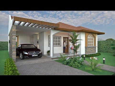 Dise o minimalista doovi for Casa moderna minimalista 6 00 m x 12 50 m 220 m2