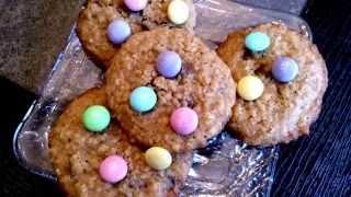 Betty Crocker Oatmeal Cookies!
