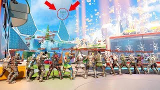 """I WAS HIDING ON TOP OF THE MAP FROM ALL OF THEM ON NUKETOWN!?!?!? """"FINDING NOGAME"""" EP.72"""