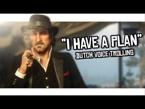Dutch Van Der Linde Plays Red Dead Online Massive G the GOAT