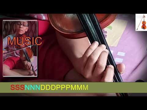 Vande Mataram song || Violin tutorial lesson ||