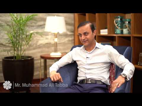 Mr. Muhammad Ali Tabba - Inspiring Journeys
