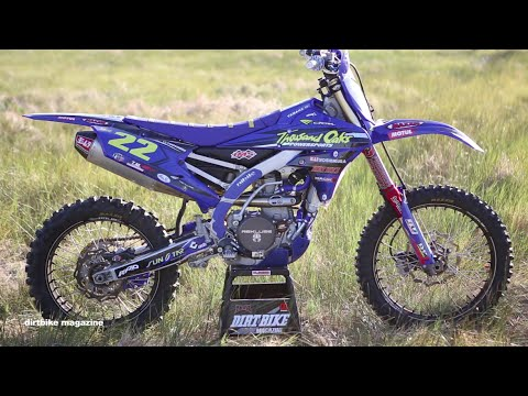 project thousand oaks yamaha yz450f offroad build