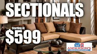 Anderson's Furniture & Appliance Commercial