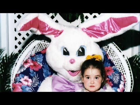 13 Easter Photos That Will Creep You Out