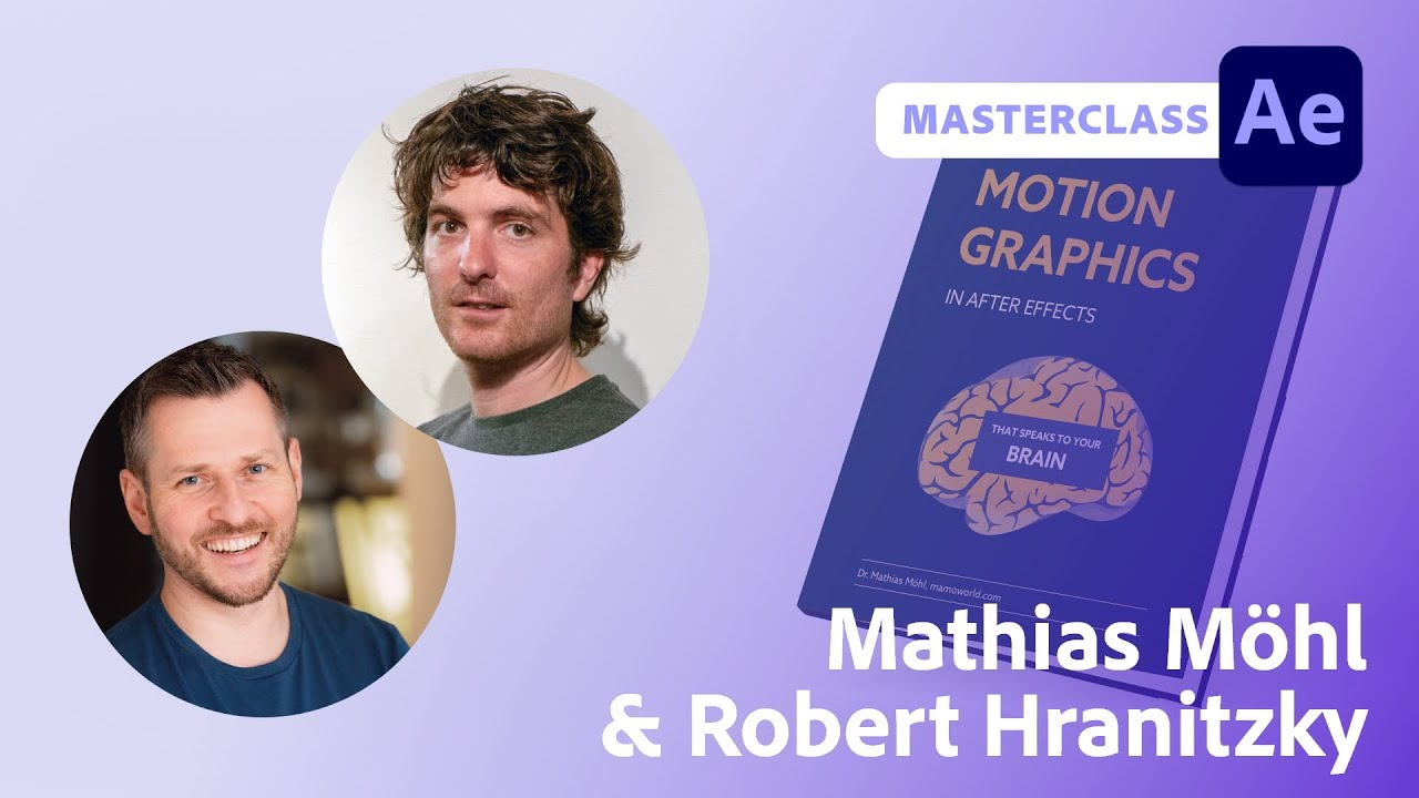 Video und Motion Masterclass mit Robert Hranitzky | Adobe Live