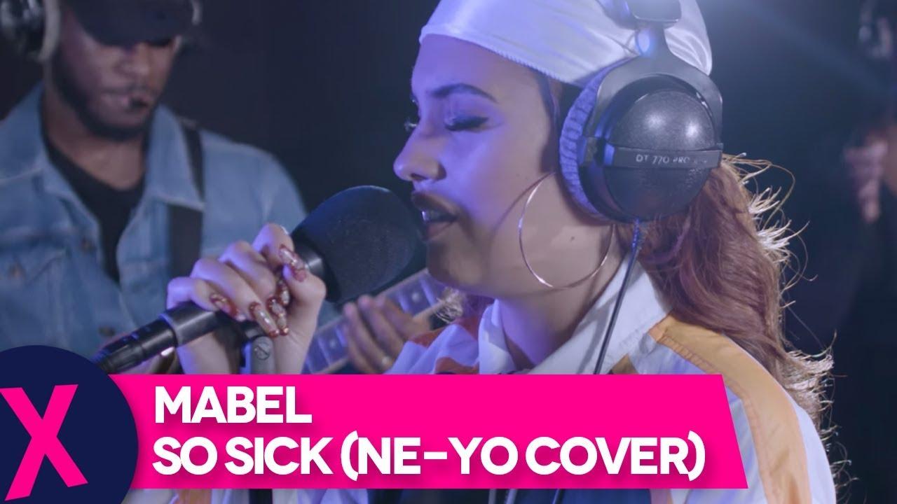 Mabel Covers Ne-Yo's 'So Sick' (Live Session)