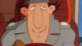 Inspector Gadget drunk