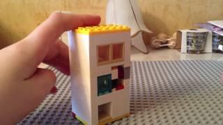 Как сделать конфетницу из Lego V6