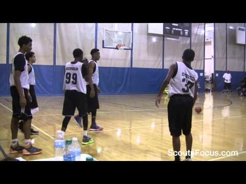 Dallas Boys Team3 vs Team5
