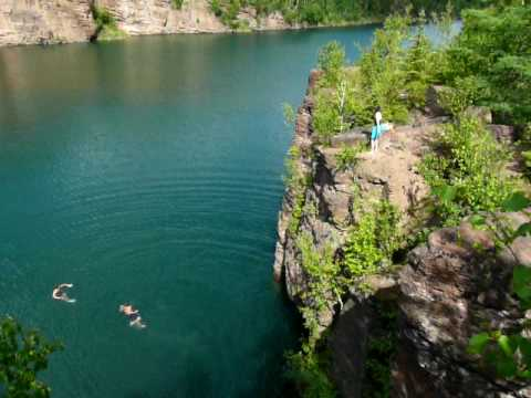 Cliff Diving in Minnesota - Popular Locations, Cliffs, Quarries