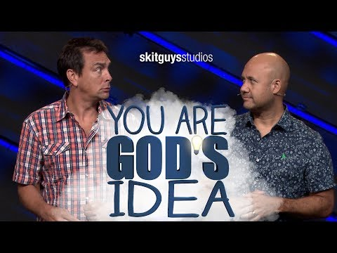 You Are God's Idea